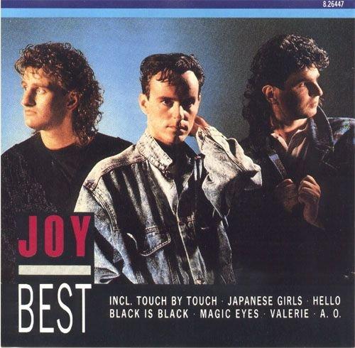 Группа JOY (Джой) - Музыка 70-80-х